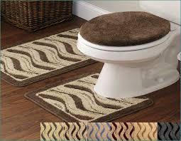3 piece bathroom rug sets realie org