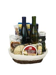 wine and gift baskets and white wine gift basket chagne gift baskets