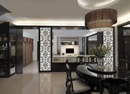 Asian Inspired Dining Room Furniture Living Room Partition Designs Living Asian Lighting Italian