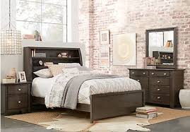 Full Bookcase Santa Cruz Furniture Collection