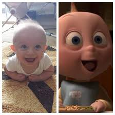 The Incredibles Memes - people always tell me my son looks like jack jack from the