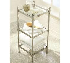 over the toilet etagere metal etagere bathroom metal over the toilet etagere pottery barn