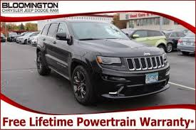 jeep grand for sale mn used jeep grand srt for sale in minneapolis mn edmunds