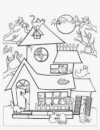 Free Printable Halloween Activity Sheets Free Halloween Coloring Pages Haunted House Shimosoku Biz