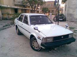 toyota corolla 83 out class toyota corolla 83 recondition for sale cars