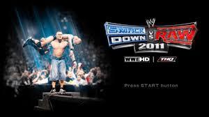 wwe smackdown vs raw 2011 europe iso u003c psp isos emuparadise