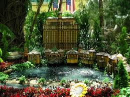 Bellagio Botanical Garden Conservatory Botanical Gardens At The Bellagio Hotel Casino