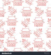 seamless pattern hand drawn sketch detached stock vector 555934564
