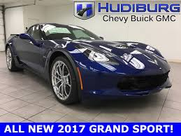 new 2017 chevrolet corvette grand sport 2d coupe in oklahoma city
