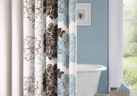 bathroom shower curtain ideas bathroom curtain ideas 1000 ideas about bathroom shower curtains