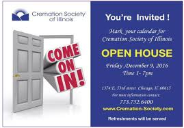 illinois cremation society 1 00 7 00 pm cremation society of illinois open house