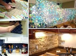 kitchen backsplash installation cost diy mosaic tile kitchen backsplash do it yourself subway ceramic