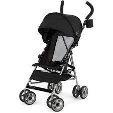 Stroller Canopy Replacement by Kolcraft Cloud Umbrella Stroller Black Walmart Com