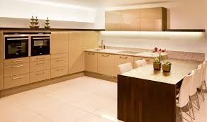 halcyon interiors the alno store a new kitchen display at the