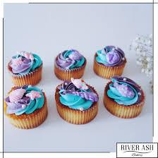 mermaid cupcakes seashell cupcakes the sea cupcakes singapore kids party sg