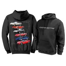corvette hoodie corvette sweatshirt nothing but corvette hoodie black free