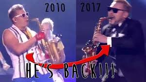 Epic Sax Guy Meme - epic sax guy is back 2017 seven years later youtube