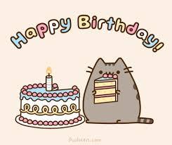 Pusheen The Cat Meme - best happy birthday cat meme