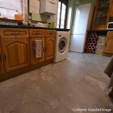 Washing Machine On Laminate Floor Guard 8mm Light Grey Tile Laminate V Groove Ac4 2 53m2