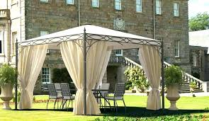 Gazebo Curtains Gazebo Curtain Gazebo Curtain Give Fantastic Look To Your Place