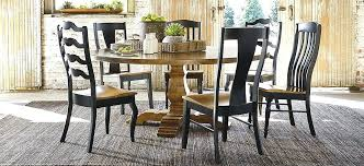 high dining room table sets round table dining room sets maple tavern table counter high dining