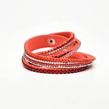 rhinestone wrap bracelet images Wrist candy rhinestone wrap bracelet bebiloz jpg