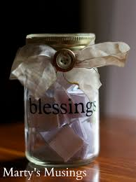 family thanksgiving traditions family blessing jar