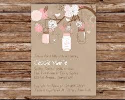 rustic baby shower invitations marialonghi com