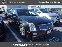2007 used cadillac sts 4dr sedan v8 at honda of turnersville