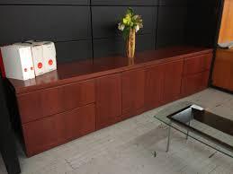 Knoll Reception Desk Pre Owned Knoll Laminate Credenza Lexington Lexington