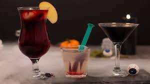 halloween drinks halloween drinks rezepte für schaurig leckere getränke