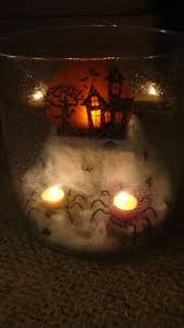 spooky house decorations for halloween 21 best partylite halloween displays images on pinterest