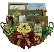 gourmet food basket top 8 wine and cheese gift baskets 2017 reviews reviewbestseller