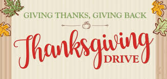 thanksgiving food drive olg office of catechesis