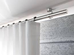 bastoni per tende a soffitto bastoni per tende moderni binari per tende e tendaggi riloghe