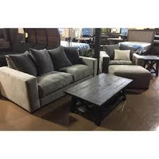 super plush sofa with upgraded lounge cushions lexington ky