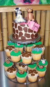 safari theme baby shower sheet cakes baby shower decoration