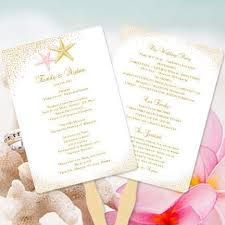 how to make your own wedding programs 47 best wedding program fans diy printable templates images on