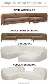 Sectional Sofa With Double Chaise Sectional Sofa Set Picking The Best One The Stated Home