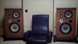ds 9 home theater system diatone ds 31cmkii youtube
