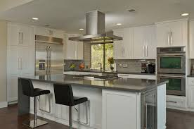 Kitchen Stove Designs 60 Kitchen Island Ideas And Designs Freshome Com