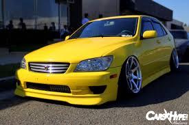 2001 lexus is300 yellow image gallery yellow is300