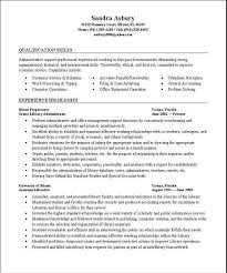 accounts receivable resume examples examples of resumes