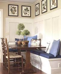 Banquette Seating Dining Room The Box Home When You Don T A Dining Room