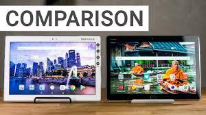 comparison lenovo tab 4 10 plus vs huawei mediapad m3 lite 10