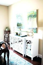 buffet table with fireplace sideboards amazing floating buffet table for small design 4