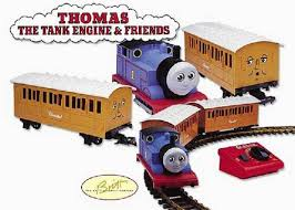 l s the tank engine set