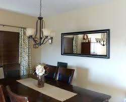dining room table accessories dining room mirrors decorating amp accessories elegant dining room