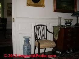 Wainscot America Interior Wall Coverings U0026 Finishes How To Identify Types Of