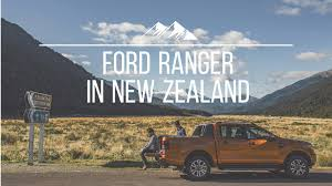 we couldn u0027t wait for the new ford ranger so we drove one in new